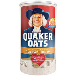 Quaker Oats Old Fashioned Oatmeal