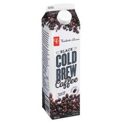 Presidet's Choice Black Cold Brew Coffee