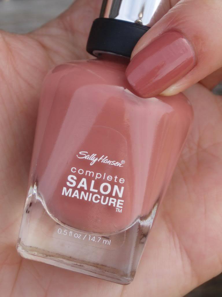 sally hansen complete salon manicure nail polish reviews. Black Bedroom Furniture Sets. Home Design Ideas
