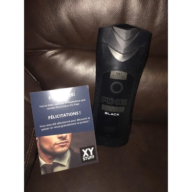 AXE Black Body Wash
