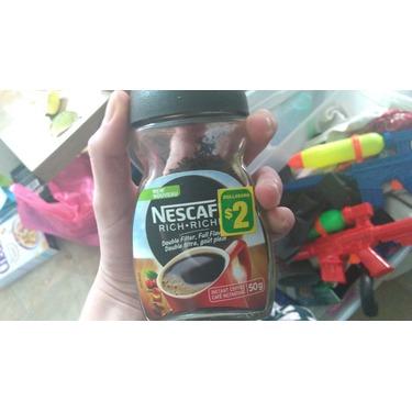 Nescafé Rich Double Filter Instant Coffee