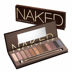 Naked Eyeshadow Palette (Brown)