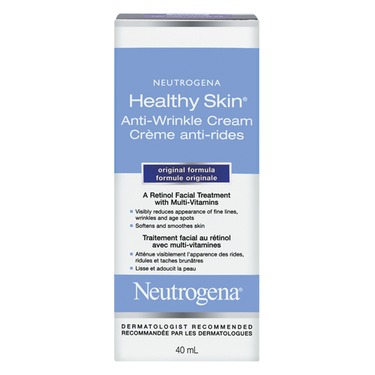 Neutrogena Healthy Skin Anti-Wrinkle Cream Night With Retinol