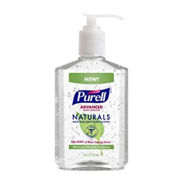 PURELL Advanced Hand Sanitizer NATURALS