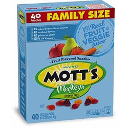 Mott's Assorted Fruit Flavors Family