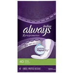 Always Dailies Xtra Protection Long liners