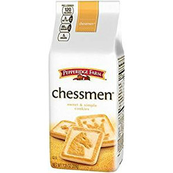 Pepperidge Farm Cookies, Chessmen
