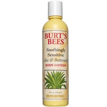 Burt's Bees Soothingly Sensitive Aloe & Buttermilk Body Lotion