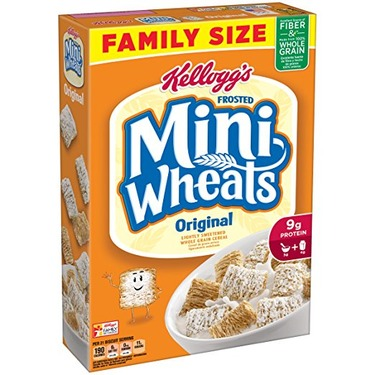 Kellogg's Frosted Mini Wheats Original