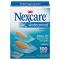 Nexcare Assorted Waterproof Bandages