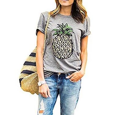 d2911dd86fd Haola Women s Summer Street Printed Tops Funny Juniors T Shirt Short Sleeve  Tees reviews in T-shirts - ChickAdvisor