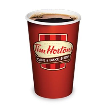 Tim Hortons Coffee