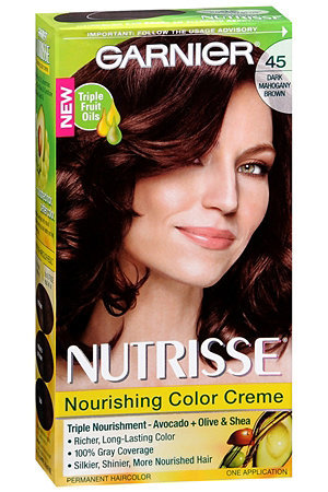 Garnier Nutrisse Nourishing Colour Cream Hair Color reviews in ...