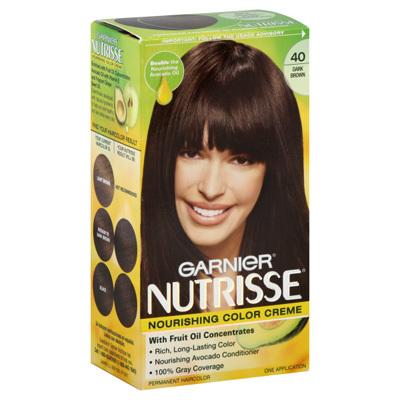 Garnier Nutrisse Nourishing Colour Cream Hair Color ... - photo #20