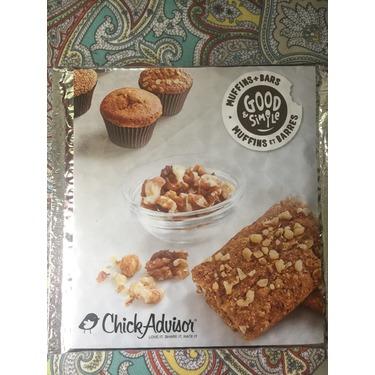 Good & Simple Banana Bran Muffins