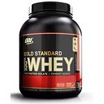 ON  Gold Standard whey protein - strawberry flavour
