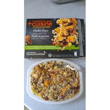 Marketplace Cuisine Chicken Pecan
