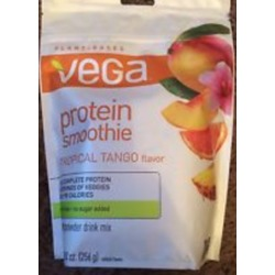 Vega Protein and Greens Tropic