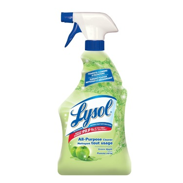 Lysol® Green Apple Trigger All Purpose Cleaner