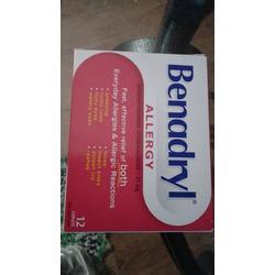 Benadryl Caplets