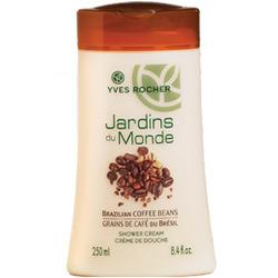 Yves Rocher Brazilian Coffee Beans Shower Cream