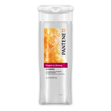 Pantene Fragile to Strong Shampoo