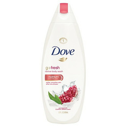 Dove Go Fresh Revive Pomegranate & Lemon Verbena Body Wash