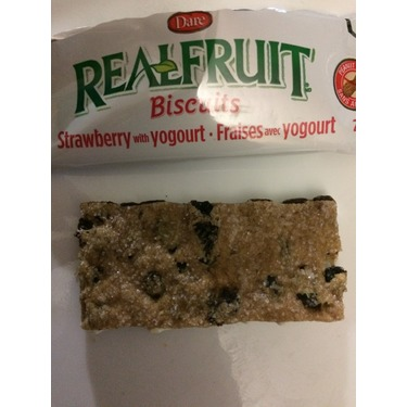 Dare Real Fruit Biscuits