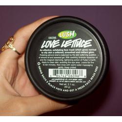 LUSH Love Lettuce Fresh Face Mask