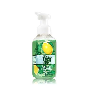 Bath and Body Works Kitchen Lemon & Mint Hand Soap