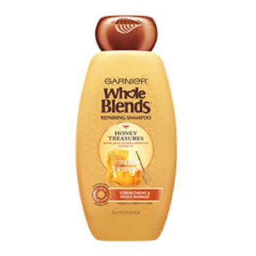 Garnier® Whole Blends™ Honey Treasures Repairing Shampoo