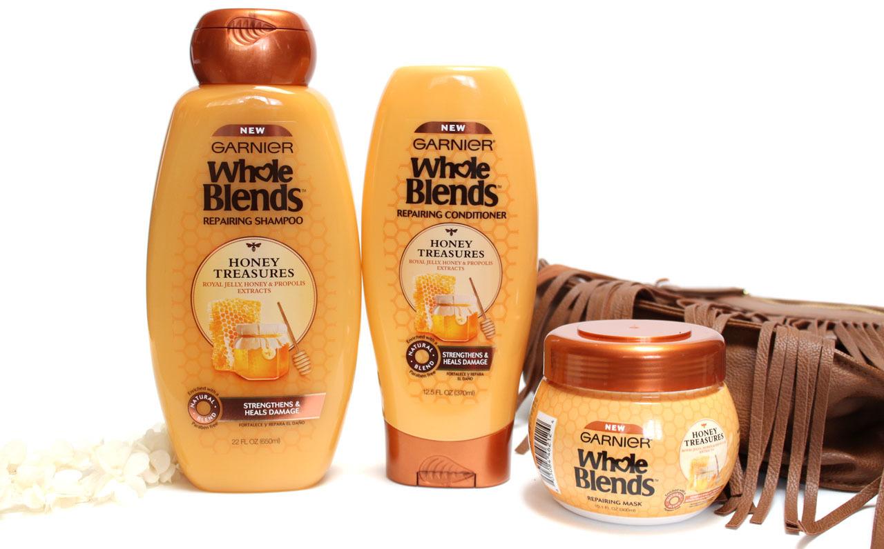 Whole shampoo