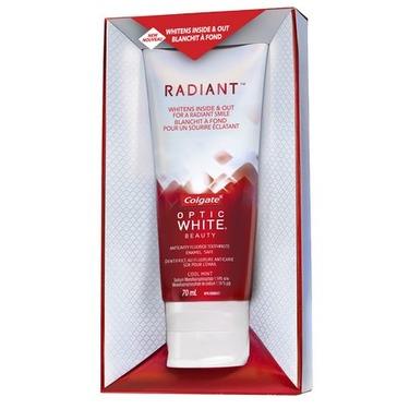 Colgate Optic White Beauty Radiant Whitening Toothpaste