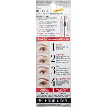 Physicians Formula Eye Booster 4 in1 Brow Boosting kit