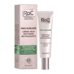 ROC anti-wrinkle eye reviving cream