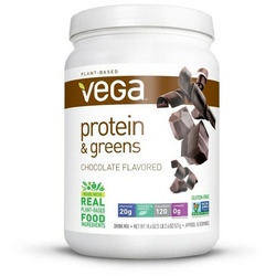 Vega Protein & Greens Chocolate Protein Powder