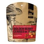 level ground dried golden berry