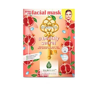 Biobelle pomegranate mask