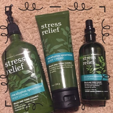 Bath Body Works Aromatherapy Stress Relief Hand Cream Reviews In