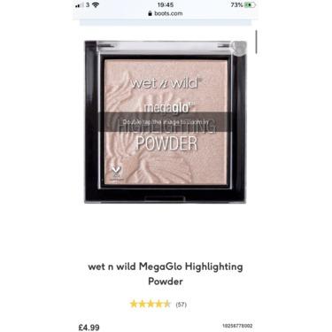 Wet n Wild MegaGlo Highlighter- Precious Petals