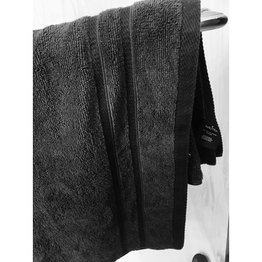 Nautica Full Bath Towel Dark Grey Reviews In Bedding Towels