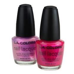 L.A. Colors Nail Lacquer