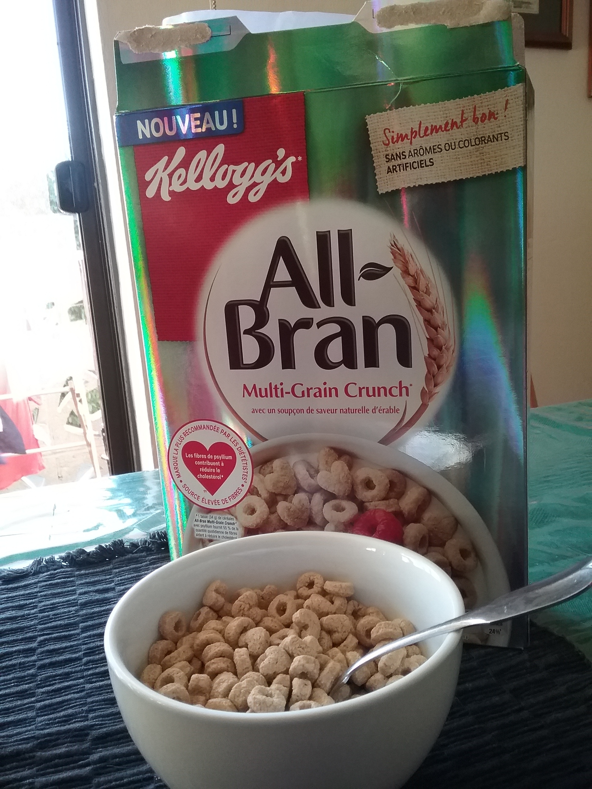 All Bran Multi-Grain Crunch Cereal Reviews In Cereal