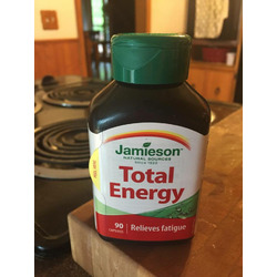 Jamieson Total Energy