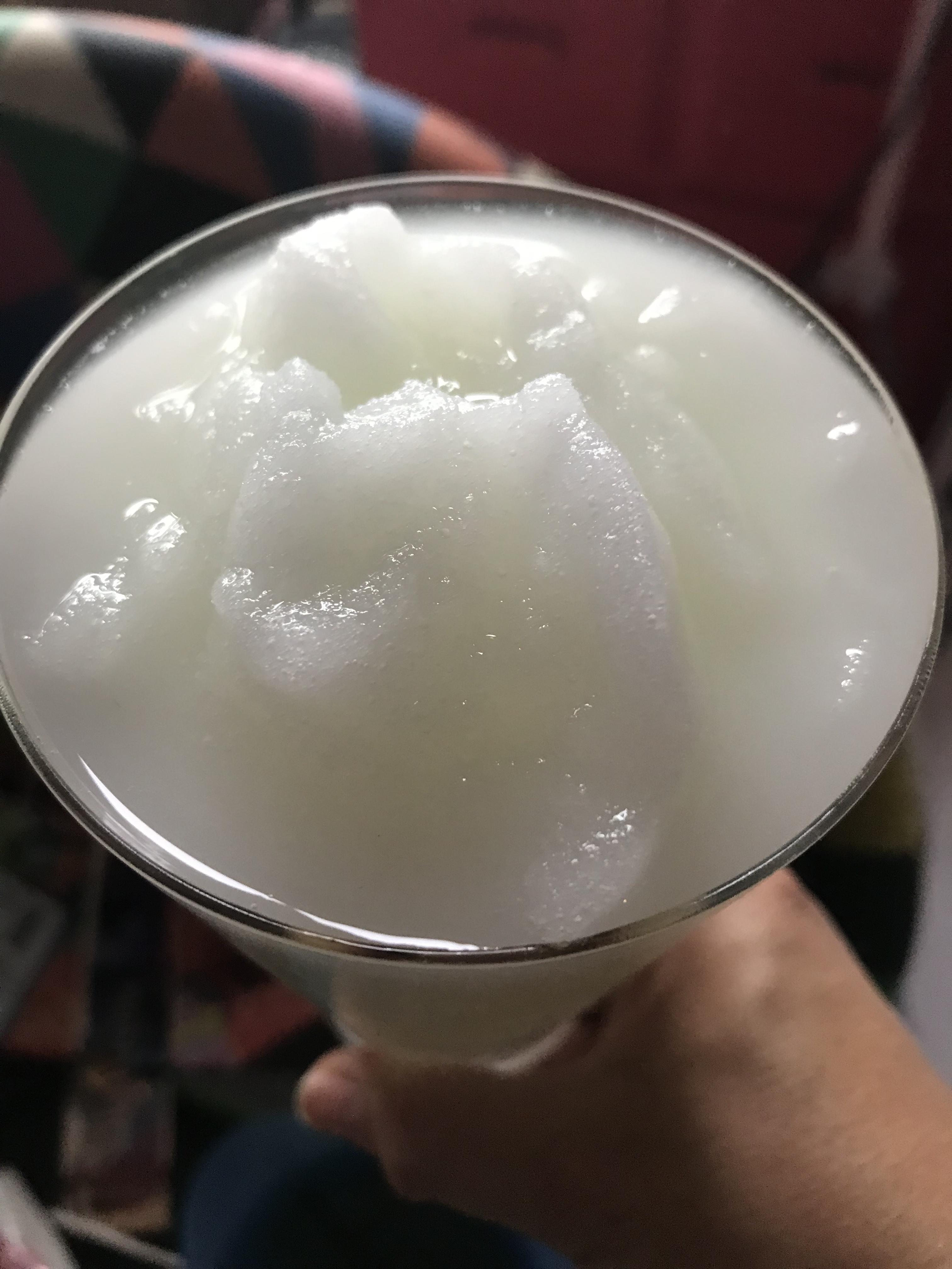 how to make motts pina colada