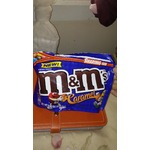 M &M;Caramel candy