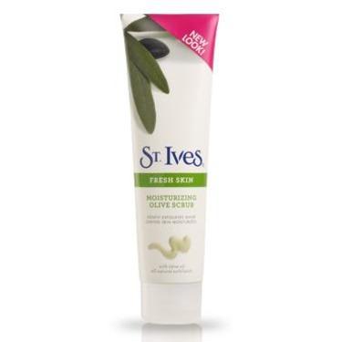 St. Ives Elements Olive Scrub