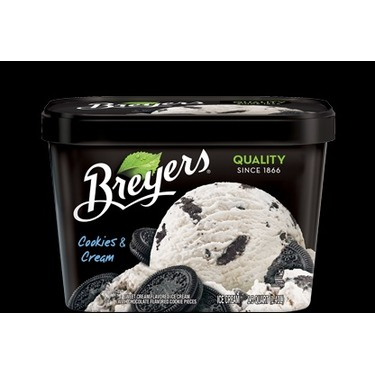 Breyers Cookies & Cream