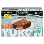 Chapman's Yukon Chocolate, Salty Caramel and Peanuts
