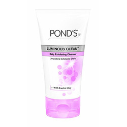 Pond's Daily Exfoliating Cleanser, Luminous Clean with Kaolin Clay